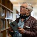 Raamatutest ei saa Olev Remsule kunagi küllalt, sest just lugemine aitab tema sõnul hoida mõttetegevust erksana.