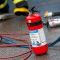 Türil peetakse koolinoorte tuletõrjespordi mänge