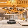 Uus tehas ja tootmisliin võimaldavad ettevõttel võtta ette ühe suuremaid objekte.