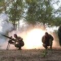 Ida-Ukraina sõjatandril hukkus valitsusvägede sõdur