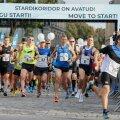 Участники Таллиннского марафона получили от властей столицы привилегию