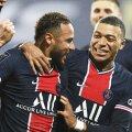 Neymar ja Kylian Mbappé läksid PSG-le kokku maksma 400 miljonit eurot. Nüüd oodatakse neilt Meistrite liiga trofeed.