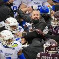 VIDEO | Aasta viimane ülikoolijalgpalli lahing lõppes suure massikaklusega