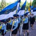Eesti lipu päeva tähistamine Pärnus