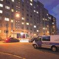 Linnamäe teel tabatud mees ähvardas oma naist  õppegranaadiga ja viskus seejärel 8. korruse aknast alla.