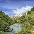 Mägirattaga Itaalia Alpidesse