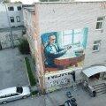 ВИДЕО ТАЙМЛАПС | Квартал Теллискиви получил новое великолепное граффити