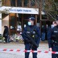 Prantsuse õpetaja mõrvaga seoses on vahi all ka neli õpilast, kes võisid ta tapjale kätte näidata
