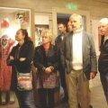 MTÜ Põhja-Harju Koostöökogu aktiivsemad tegevliikmed käisid õppereisil Pärnumaal. Muuhulgas külastati ka Kihnu muuseumit. Foto: Merle Laager
