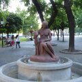 ФОТО читателя Delfi: Самый романтичный фонтан Братиславы