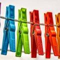 Хитрый лайфхак: как правильно развесить белье после стирки