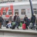В новогодние праздники из Москвы в Таллинн пустят дополнительные поезда
