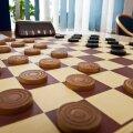 В понедельник в Таллинне стартует чемпионат мира по шашкам