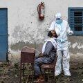 India teatas ülemaailmsest rekordist: ööpäevaga tuli juurde üle 90 000 uue nakatunu