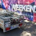 Во время Weekend информация о находках будет размещена на странице Ляэнеской префектуры в Facebook