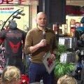 JÄRELVAADATAV   IRONMAN Eesti pressikonverentsil tutvustati uut triatlonihooaega