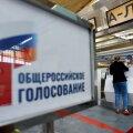 Venemaa konstitutsiooniparanduste elektroonilist kaughääletust tabasid kohe tõrked, mida selgitati ülekoormusega