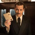 "Johnny Depp 24. novembril linastuvas filmis ""Mõrv Idaekspressis"" (""Murder on the Orient Express"")"