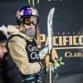 Kelly Sildaru X-mängude rennisõidu finaalis.