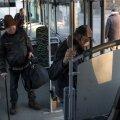 Kasuliku katses osutus kõige räpasemaks buss nr 59, mis sõidab Balti jaamast Koplisse. Pole saladus, et seda liini kasutavad tihti asotsiaalsete kommetega linnakodanikud.
