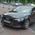 Edgar Savisaare uus Audi