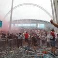 Inglismaa koondist ähvardab EM-i finaali kaose tõttu pealtvaatajate keeld