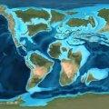 Atlandi ookean u 100 miljonit aastat tagasi.