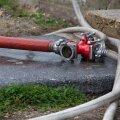 Viljandimaal läks eile kaks kuivatit põlema