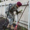 USA sõdurid aitavad täna Eestit korda teha