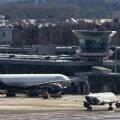 Moskvas Šeremetjevo lennujaamas leiti USA ametniku kohvrist miinipildujamiin