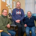 Margus Kümmel, Toomas Härm ja Aivar Pedaspuu