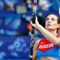 Елена Исинбаева показала лучший результат сезона в мире