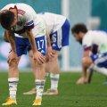 Дзюба назвал причины крупного поражения сборной России в матче с Бельгией