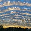 Eesti pilved on jõudnud maailma taevakaardile ehk eestlase foto oli WMO pilvekonkursil edukas