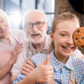 10 põhjust, miks lapsed peaksid rohkem aega oma vanavanematega veetma