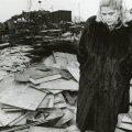 В прошлом самая богатая женщина Эстонии должна заплатить долг в 6462 евро за скрученный электросчетчик
