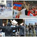 Toomas Alatalu: Vene jalgpallifännide vilunud jõuvõtted tuletavad tahtmatult meelde kergust, millega samasuguse väljanägemisega sellid võtsid üle Krimmi ja Ida-Ukraina