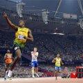 Londoni mängudel 200 meetri finaalis võidutsenud Usain Bolt peab ühe oma trumpala olümpialt kärpimise plaani rumalaks.