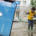 VIDEO | Sajab või ei saja? Vaata, kuidas prognoositakse vihmavõimalust tegelikult
