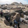 Väljakaevamispaik (foto: AFP / Scanpix)