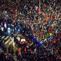 Tuhanded poolakad tulid tapetud Gdański linnapea matustele