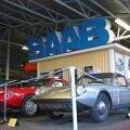 ROOTSLASTE UHKUS: Saab Sonett on Uusikaupunkis esindatud paari autoga, mobile.de pakub Saab Sonetti 16 000 euro eest. Heikki Sal-Saller
