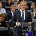 Tusk: sõltub Londonist, kas läbirääkimised lõpevad hea kokkuleppega, ilma kokkuleppeta või ilma Brexitita