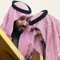 Mohammed  bin Salman ja Nayef