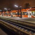 Õhtused rongid Balti jaamas