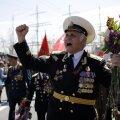 Veteran Sevastopolis 9. mai paraadi tervitamas, 2015