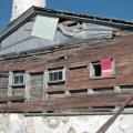 Vilsandi tuletorni teenijate elamu enne renoveerimistööde algust