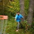 Nõmme taldrikugolfirada rajati Nõmme seikluspargi instruktori Indrek Sarvini eestvedamisel.