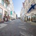 Vanalinnas tänavu aprillis
