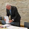 Vahur Kraft esitas komisjonile võltsitud dokumendi.